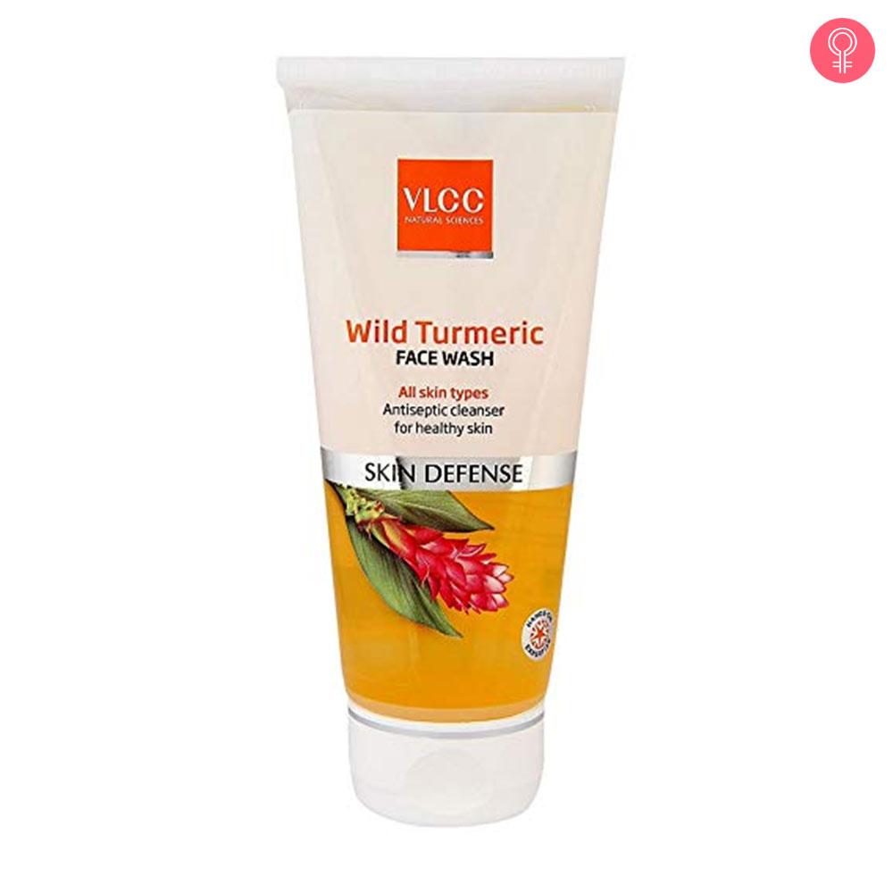 VLCC Skin Defense Wild Turmeric Face Wash