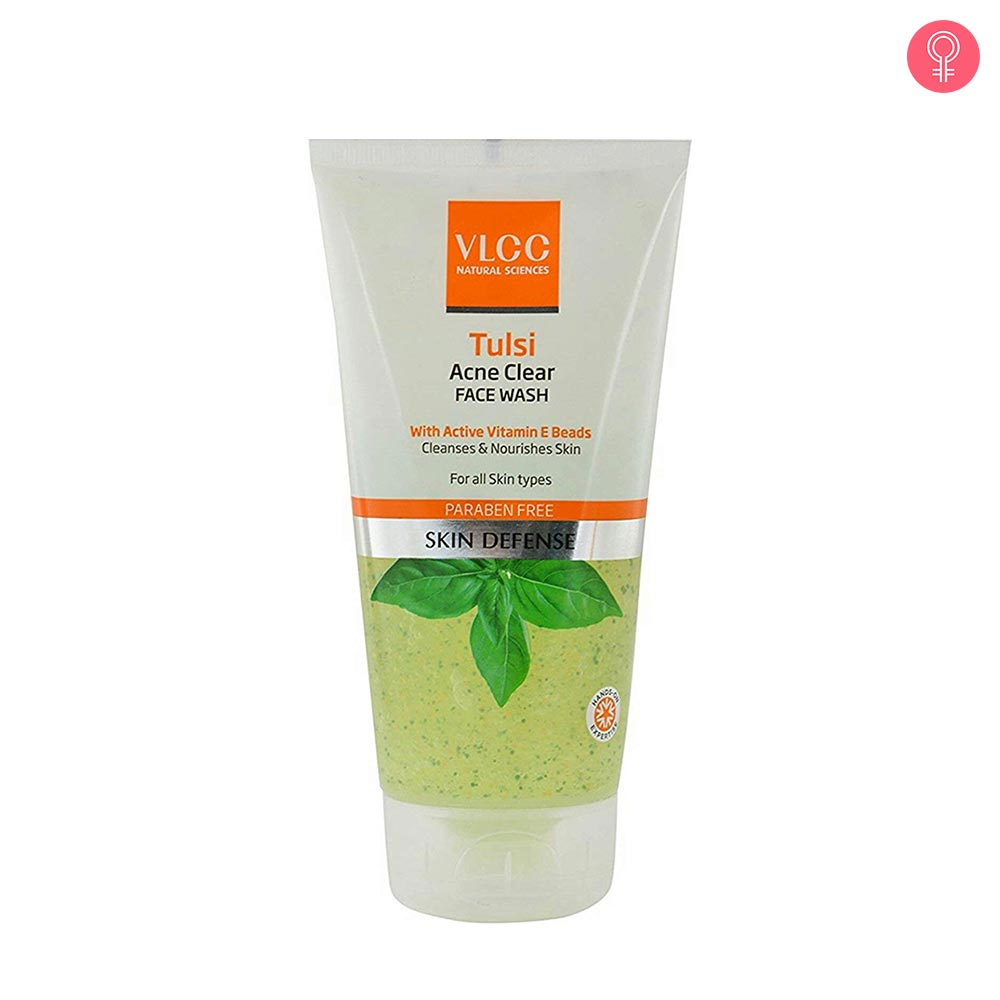 VLCC Tulsi Acne Clear Face Wash