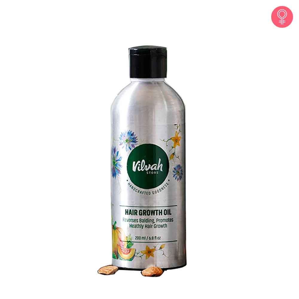 Vilvah Hair Growth Oil (Reverse Balding)