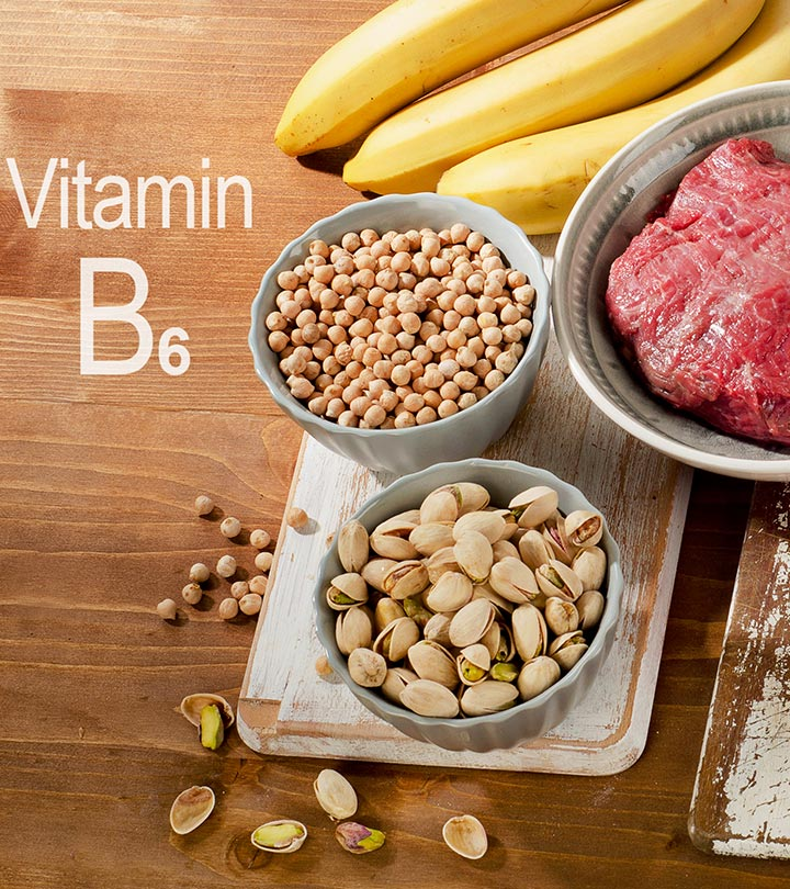 Vitamin B6 Benefits in Hindi
