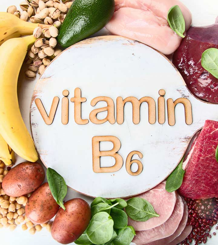 Vitamin B6 Rich Foods in Hindi