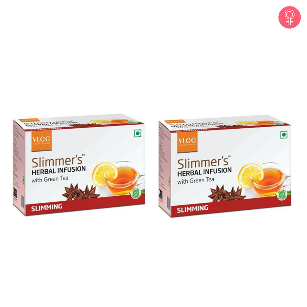 VLCC Slimmer's Herbal Infusion With Green Tea