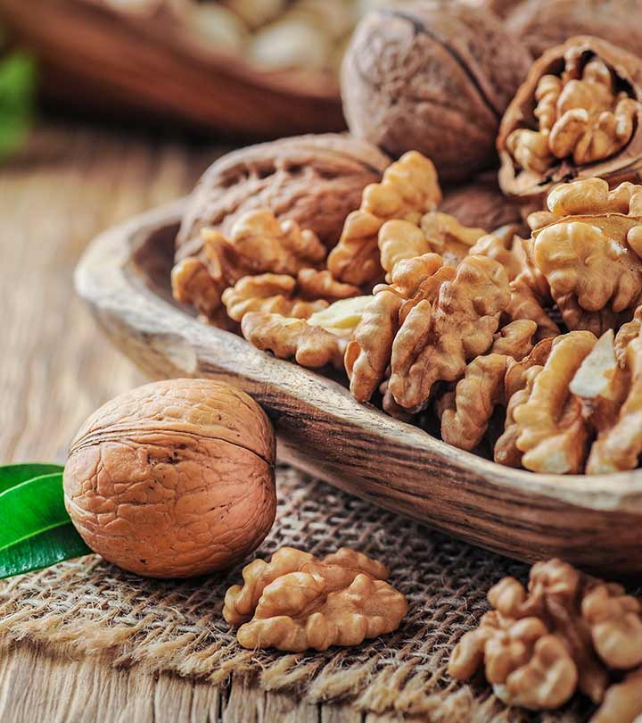 வாதுமை கொட்டையின் (வால்நட்) நன்மைகள், பயன்கள் மற்றும் பக்க விளைவுகள் – Walnut (Akhrot) Benefits, Uses and Side Effects in Tamil