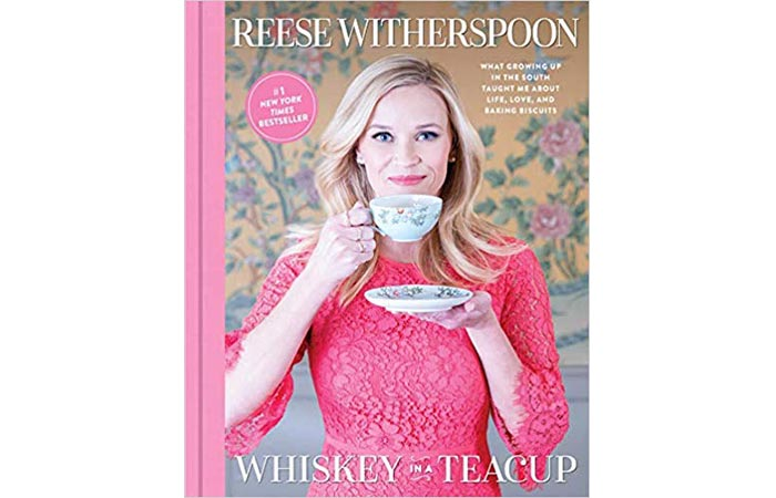 Whiskey in a Teacup What Growing Up in the South Taught Me About Life, Love, and Baking Biscuits