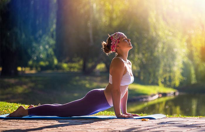 Yoga for People With Type 2 Diabetes