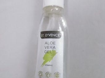 ST. D'VENCE Aloe Vera Gel pic 3-Best aloevera gel-By mitshu98