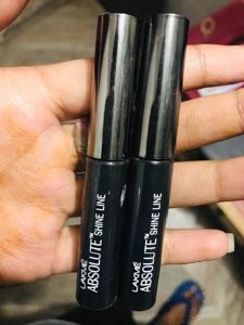 Lakme Absolute Shine Liquid Eyeliner-Favourite eyeliner-By sakshi_khandal-2