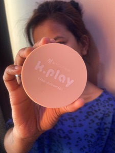 MyGlamm K.PLAY FLAVOURED COMPACT-Its perfect product-By ikavitathakur
