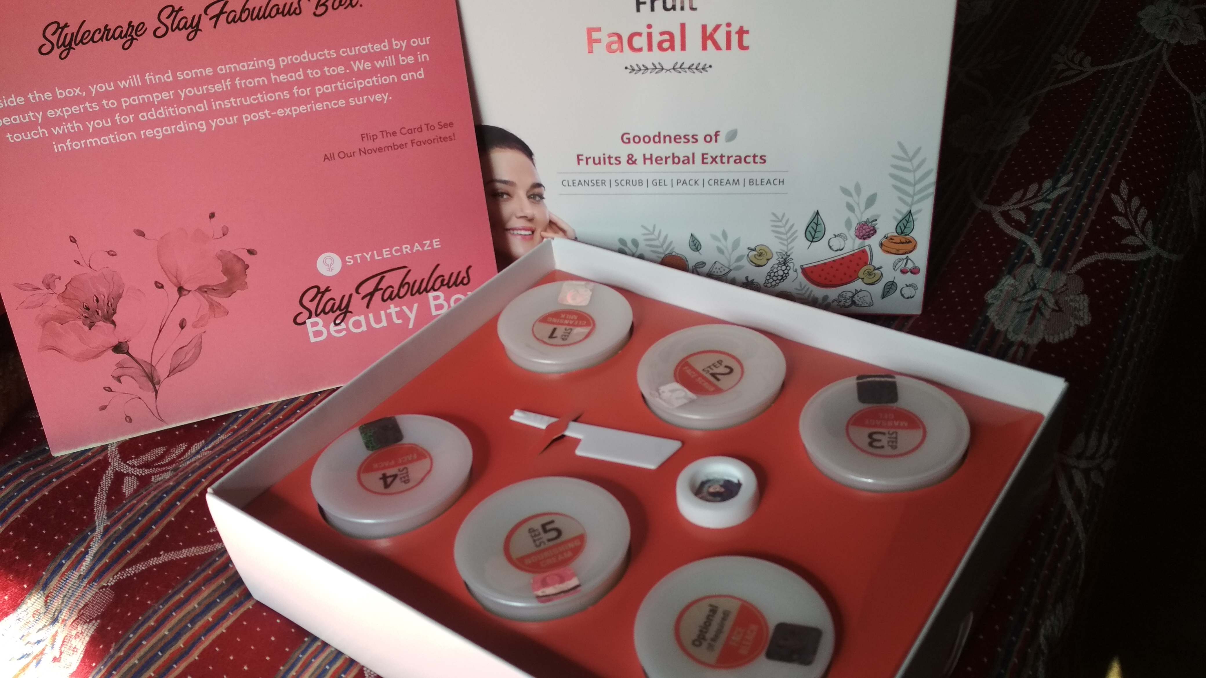 fab-review-Roop mantra fruit facial kit-By mitshu98