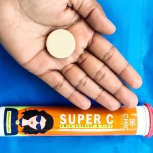 Chicnutrix Super C pic 2-Best for skin & hair health-By be_you_be_confident