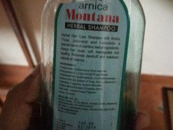 SBL Arnica Montana Herbal Shampoo pic 2-Good one-By Nasreen