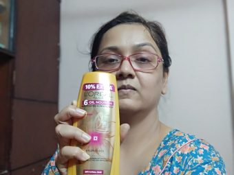 L'Oreal Paris 6 Oil Nourish Conditioner pic 2-Nice one-By rinku