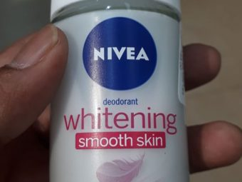 Nivea Whitening Smooth Skin Roll-On pic 1-good odor-By manju_
