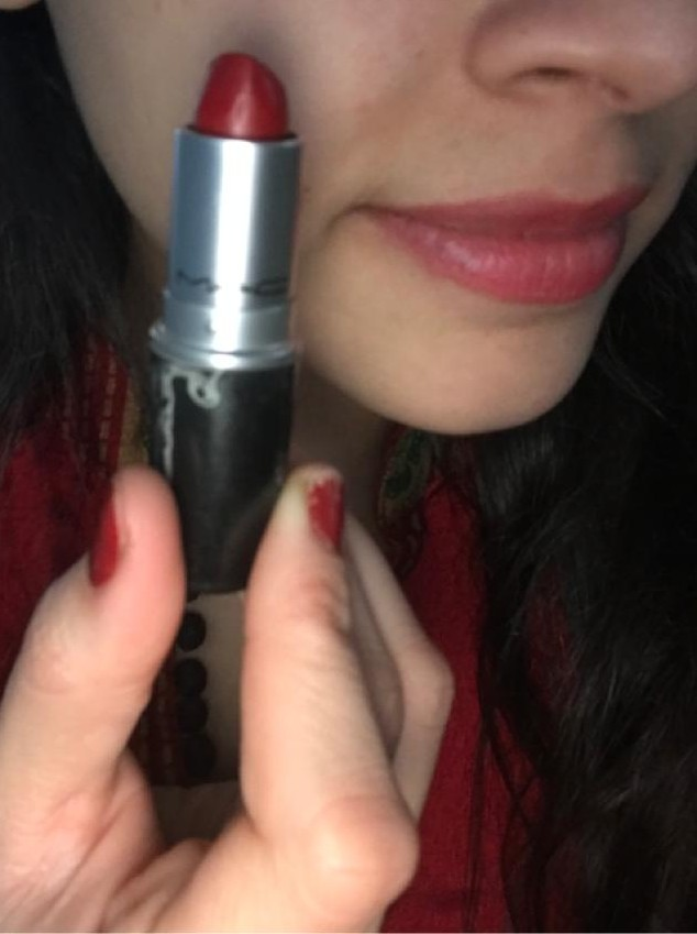 MAC Viva Glam Lipstick-Mac Viva glam lipstick-By preity-1