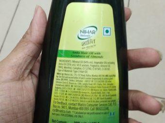 Nihar Shanti Amla Hair Oil pic 1-Not satisfied-By Nasreen