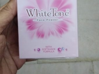 White Tone Face Powder pic 2-Ordinary product-By Nasreen