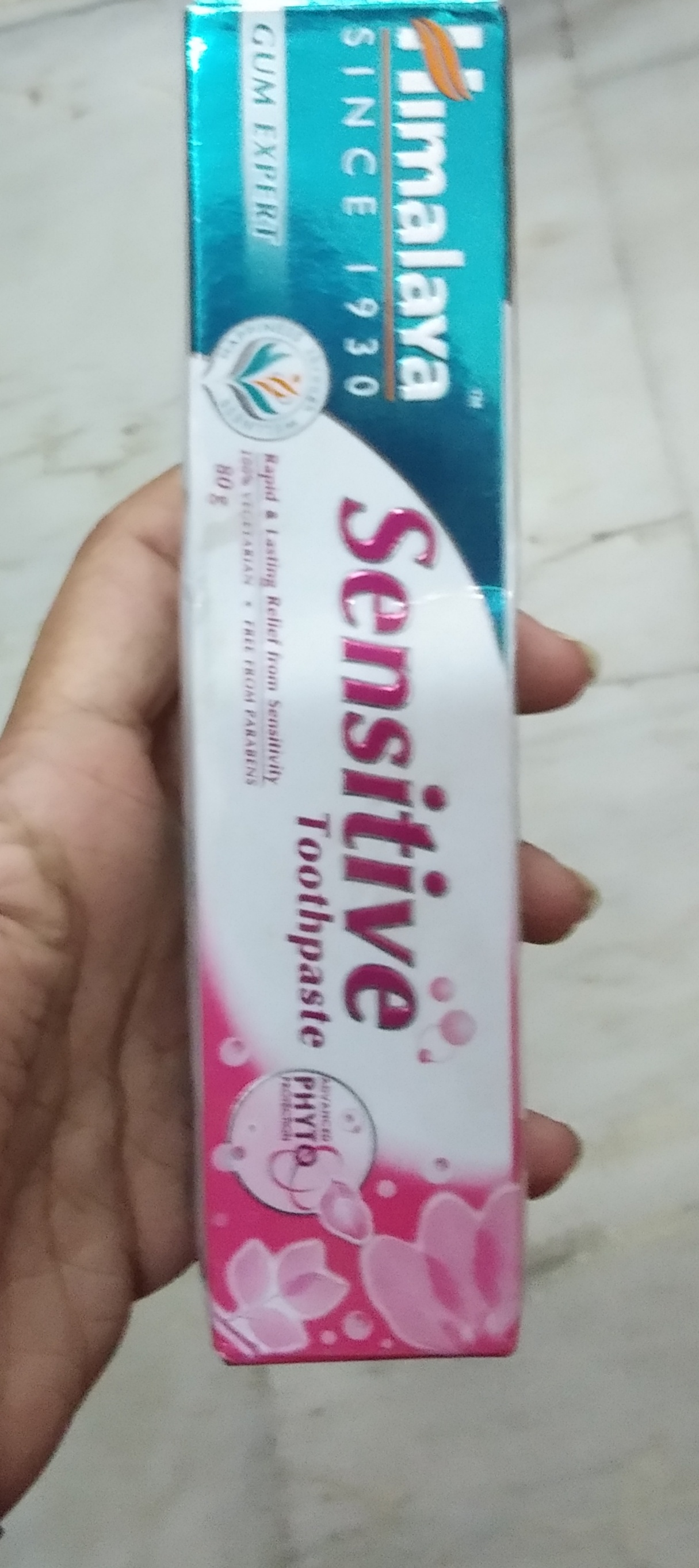 Himalaya Herbals Sensi Relief Herbal Toothpaste-Good one-By Nasreen-2