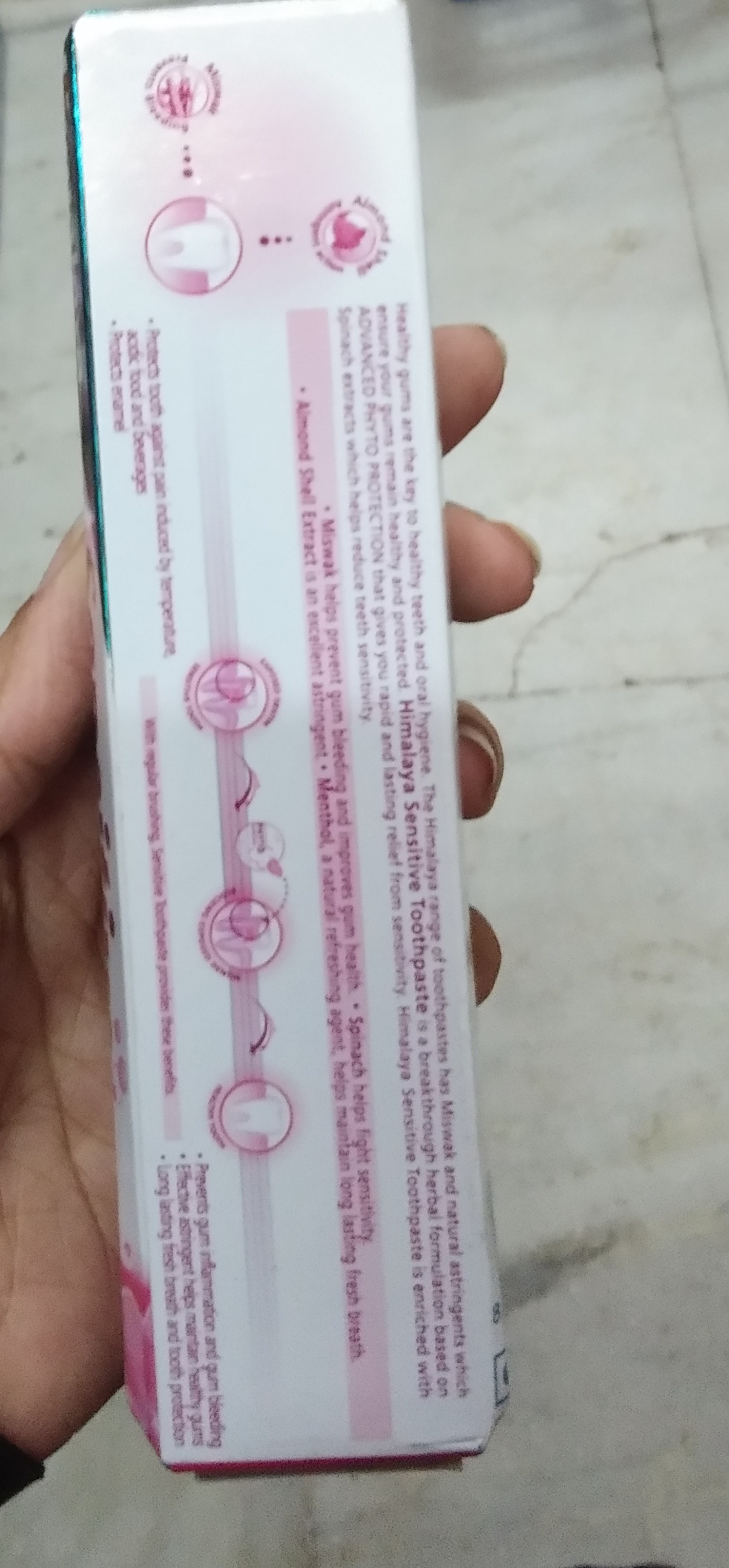 Himalaya Herbals Sensi Relief Herbal Toothpaste-Good one-By Nasreen-1