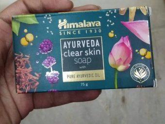 Himalaya Ayurveda Clear Skin Soap pic 2-Good one-By Nasreen