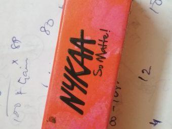Nykaa So Matte Lipstick pic 2-Nykaa so matte-By mitshu98