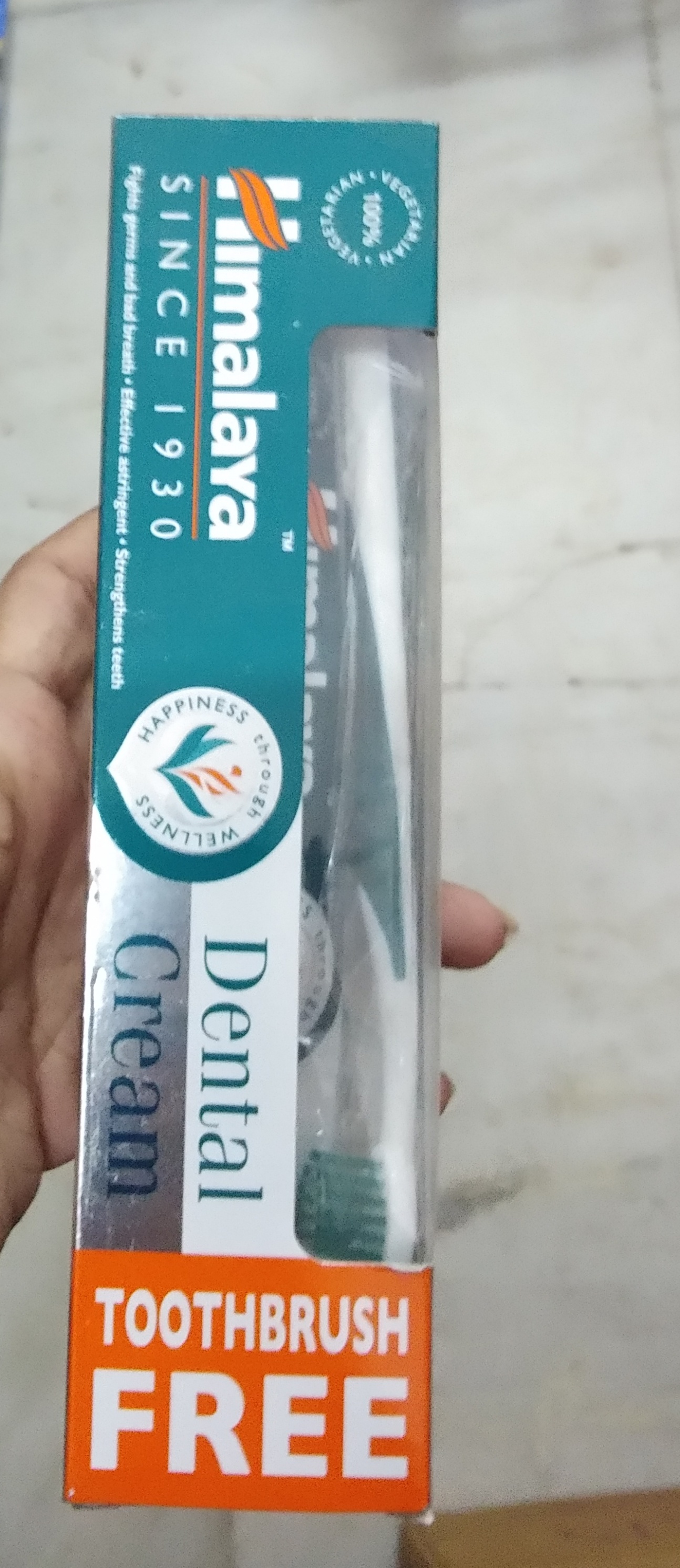 Himalaya Herbals Dental Cream-Trusted one-By Nasreen-2