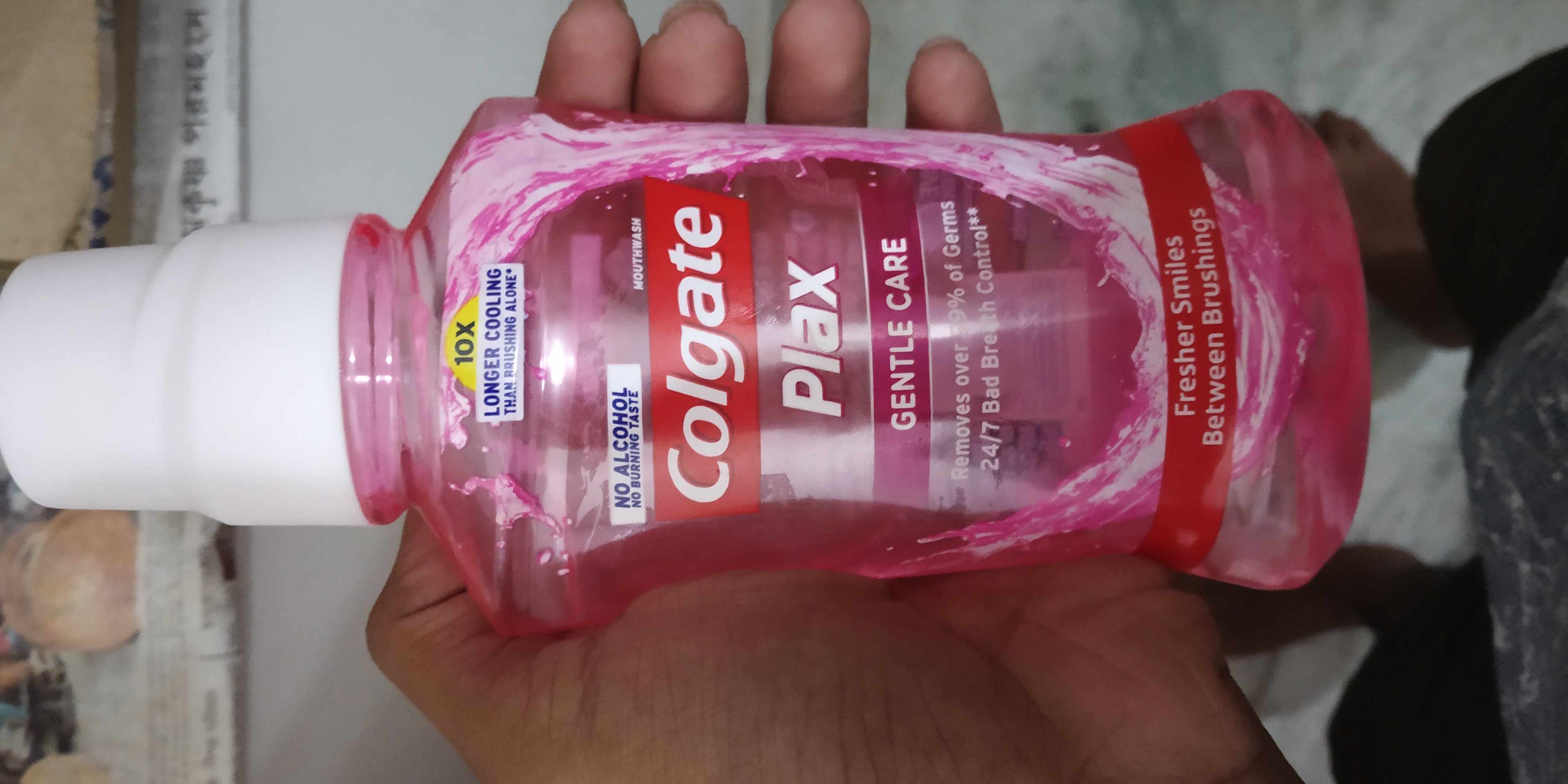 Colgate Plax Complete Care Mouthwash-Complete Mouthwash-By mitshu98