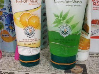 Himalaya Herbals Tan Removal Orange Face Scrub -Himalaya tan removal scrub-By mitshu98