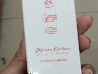 Aroma Magic Vitamin C Skin Lightening Gel SPF 30 pic 1-Not satisfied-By Nasreen
