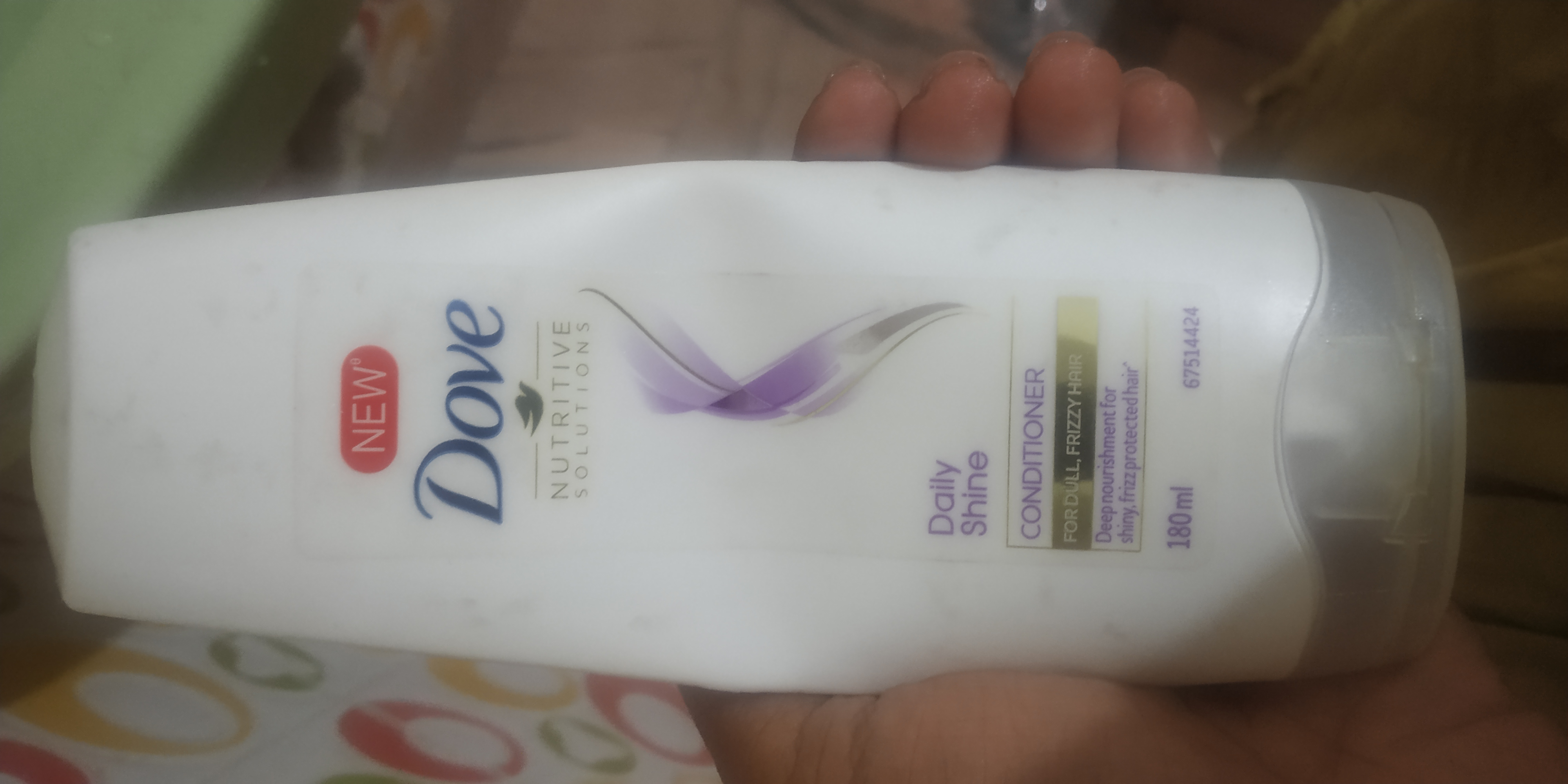 Dove Daily Shine Conditioner-Dove conditioner-By mitshu98