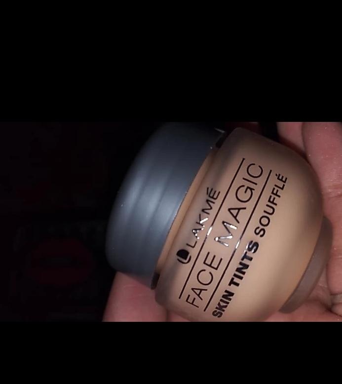 Lakme Face Magic Skin Tints Souffle -Lakme Face Magic Skin Tints Souffle-By mitshu98
