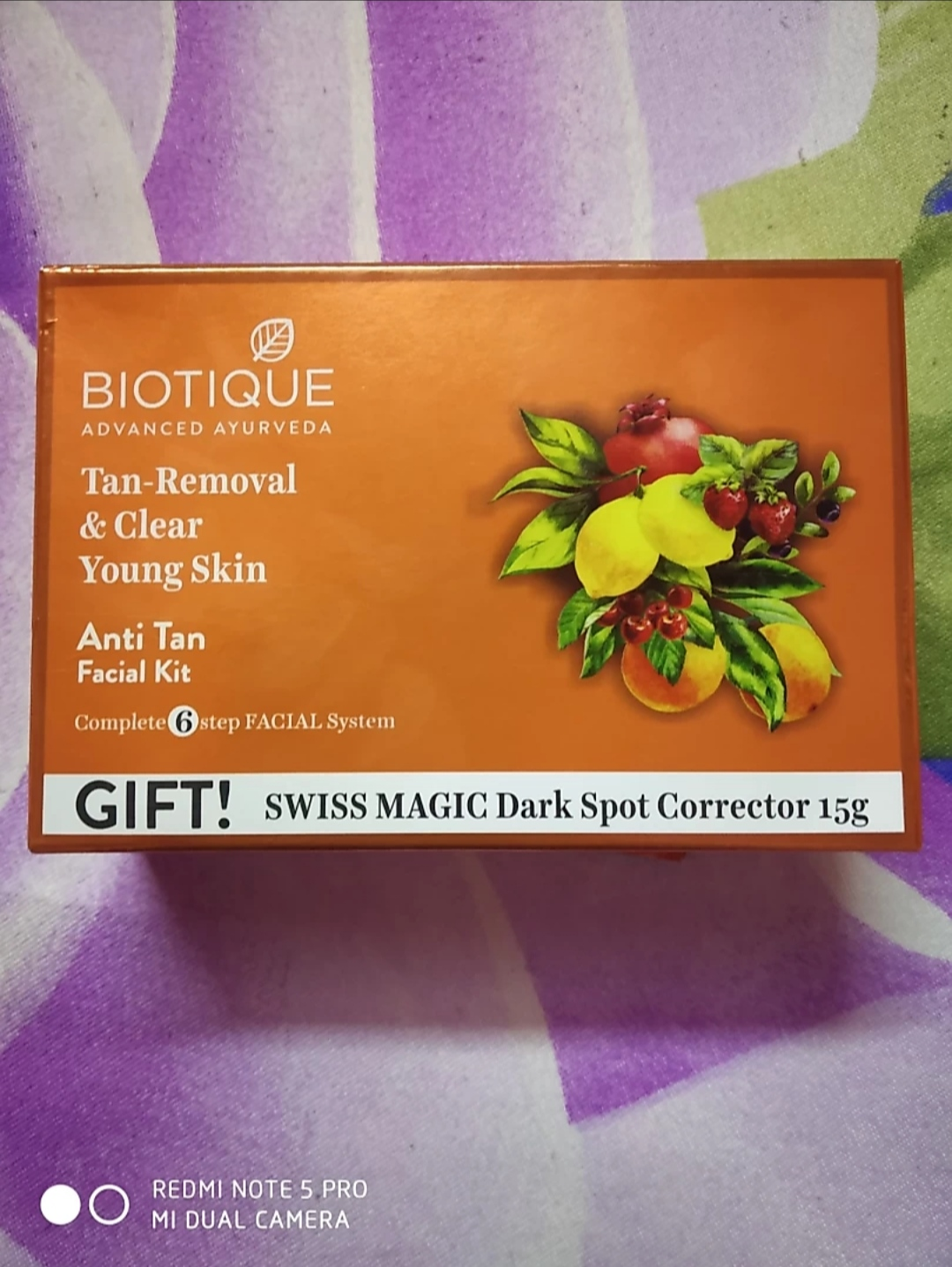 fab-review-Biotique Bio Tan facial Kit-By mitshu98