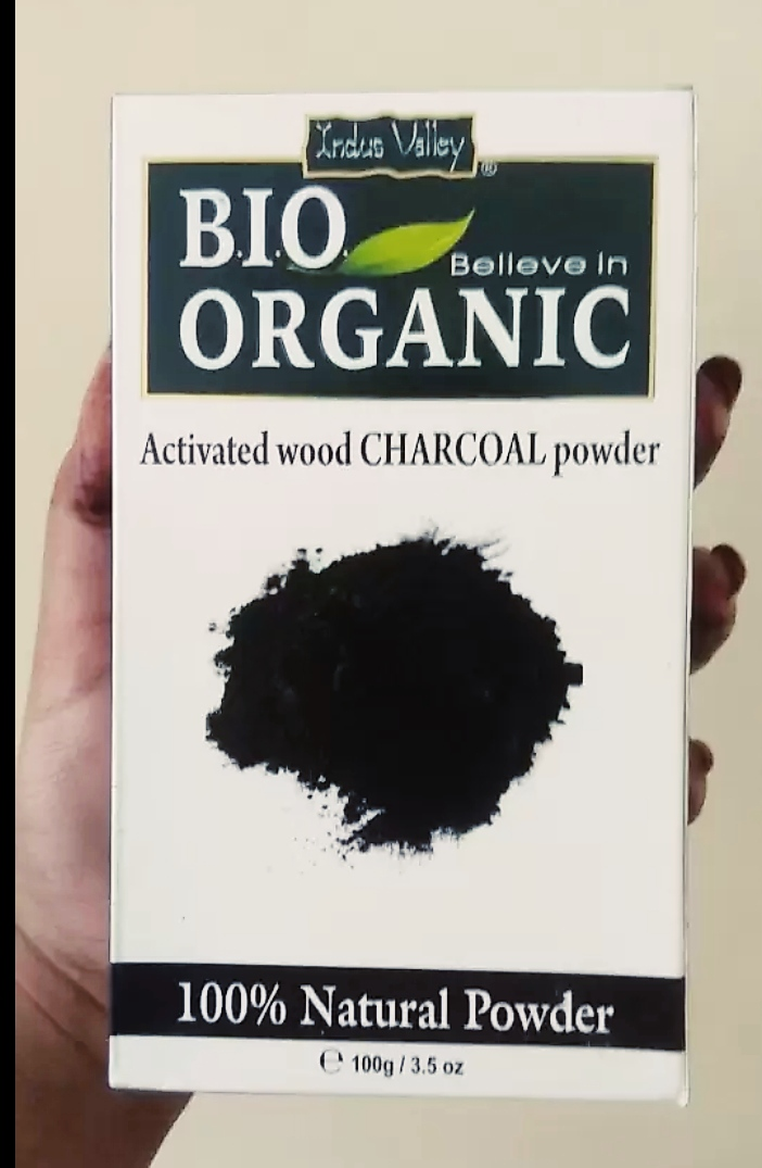 Indus Valley 100% Natural Activated Charcoal Powder-Charcoal powder-By mitshu98