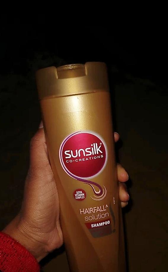 Sunsilk Hairfall Solution Shampoo-Sunsilk Hairfall Solution Shampoo-By mitshu98