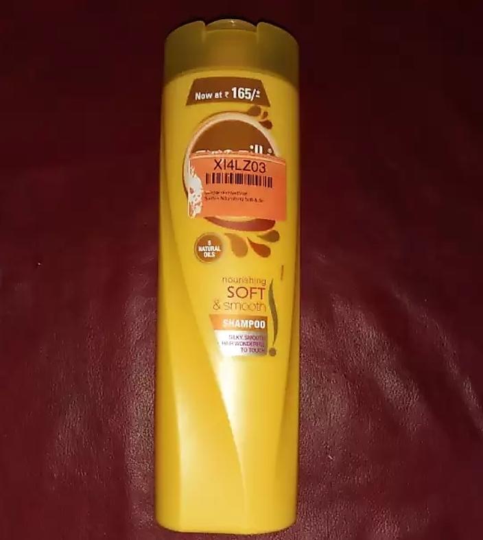 Sunsilk Nourishing Soft & Smooth Shampoo -Sunsilk Nourishing Soft & Smooth Shampoo-By mitshu98