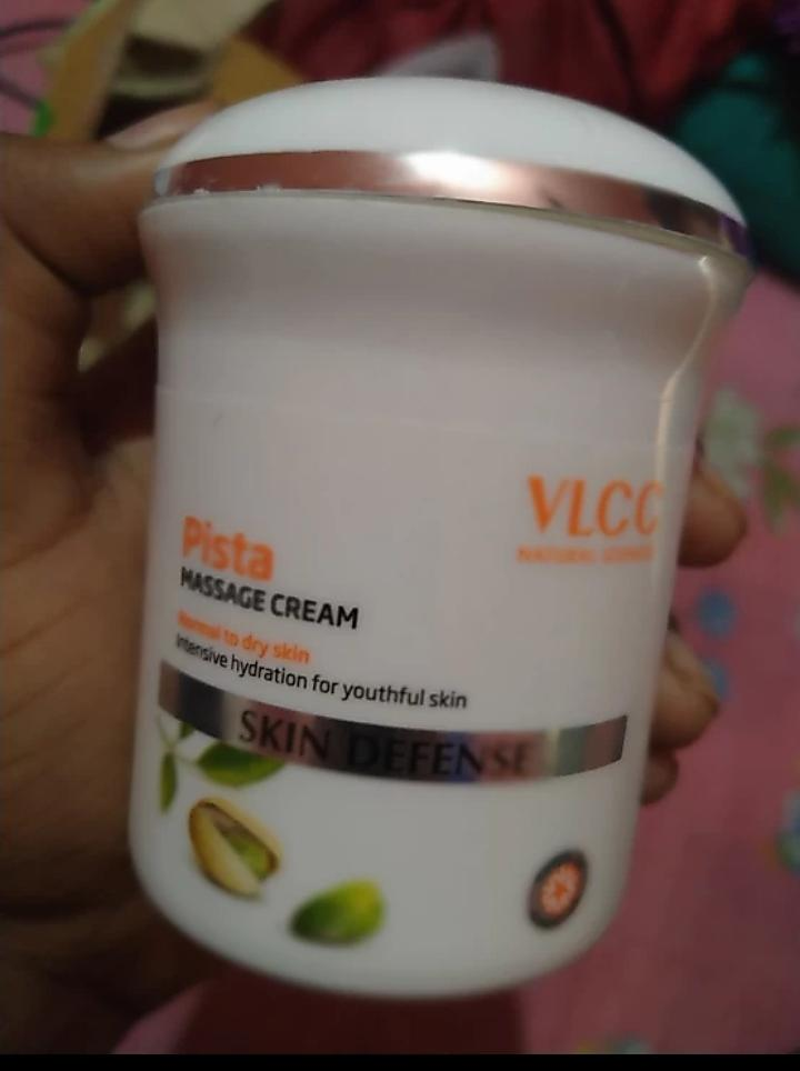 VLCC Pista Massage Cream-Pista massage cream-By mitshu98
