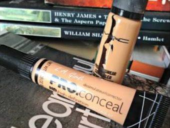 LA Girl Pro Conceal HD Concealer -Best for hiding acne marks-By shwetamohal