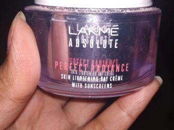 Lakme Absolute Perfect Radiance Skin Lightening Day Creme -Lightening day cream-By mitshu98
