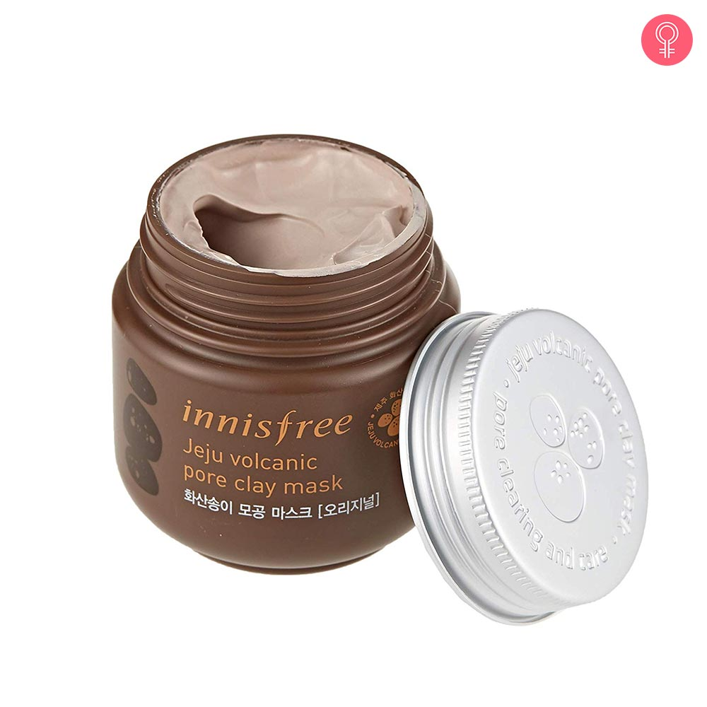 innisfree Jeju Volcanic Pore Clay Mask-0
