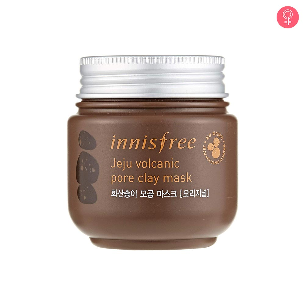 innisfree Jeju Volcanic Pore Clay Mask-1