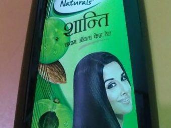 Nihar Shanti Amla Hair Oil pic 1-Perfect oil for hair-By aparna_dhakne