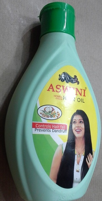 Aswini Homeo Arnica Hair Oil pic 1-Best for hairfall-By aparna_dhakne