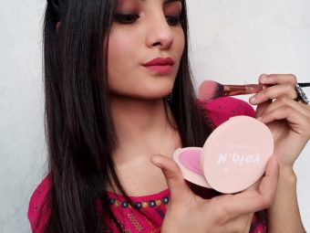MyGlamm K.PLAY FLAVOURED BLUSH – JUICY STRAWBERRY pic 2-Perfect for summers-By g_u_n_j_u