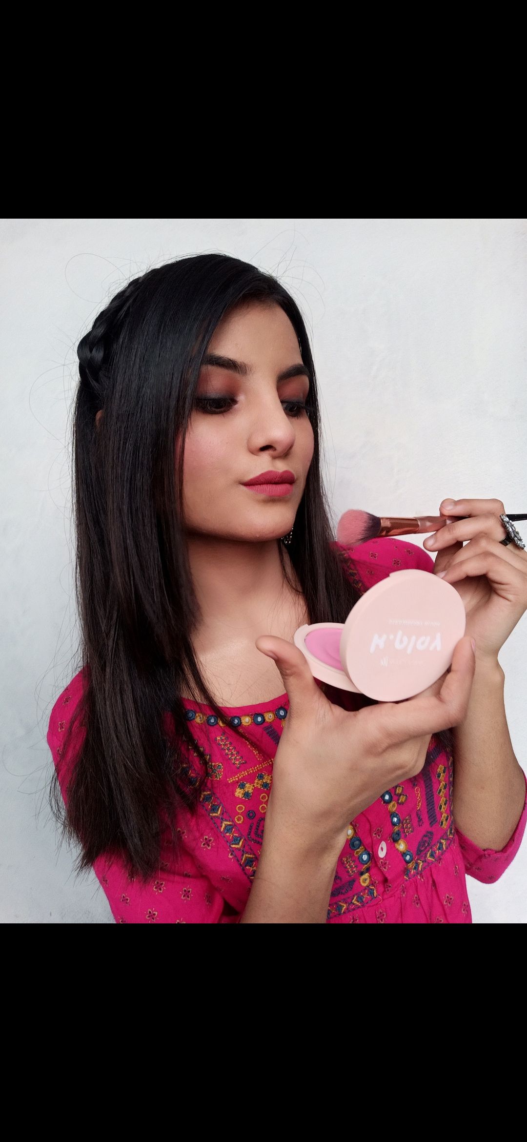 MyGlamm K.PLAY FLAVOURED BLUSH – JUICY STRAWBERRY-Perfect for summers-By g_u_n_j_u-2
