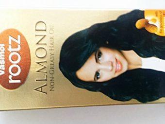 Vasmol Rootz Almond Hair Oil pic 2-Good hair oil-By aparna_dhakne
