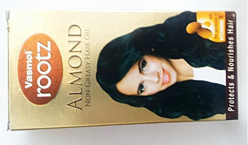 Vasmol Rootz Almond Hair Oil pic 2-Good hair oil-By aparna_dhakne