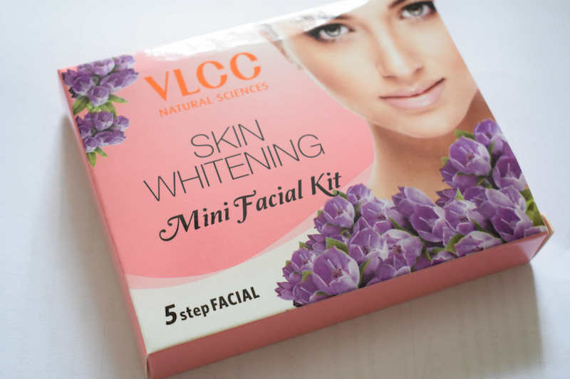 VLCC Natural Sciences Skin Whitening Facial Kit-Brightens skin-By aparna_dhakne-2