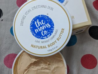 The Moms Co. Natural Body Butter pic 2-A great moisturizer-By khushboo18