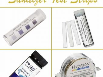 10 Best Sanitizer Test Strips – Reviews