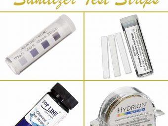10 Best Sanitizer Test Strips – Reviews