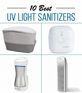 10 Best UV Light Sanitizers – 2021